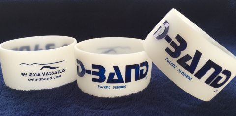 D-Bands Silicone Pulling Strap