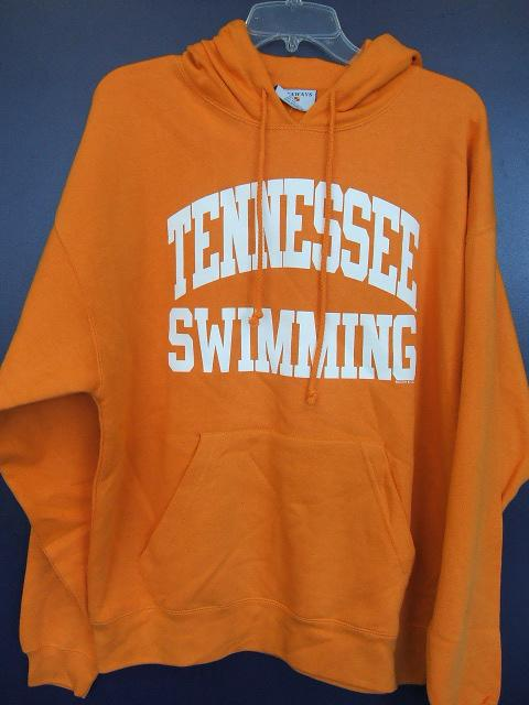 Tennessee Swimming Hoodie