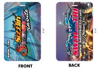 "Custom Bag Tags (3"" x 5"")"