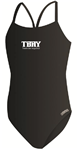 TBAY Girls Thin Strap w/Logo