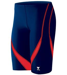 Cookeville Male Splice Jammer Navy/Red