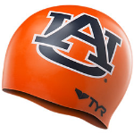 Auburn University Silicone Cap