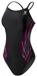 TN High Female Suit - Phoenix Splice with Logo