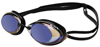 Tracer Racing Metallized Goggles