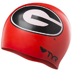 University of Georgia Silicone Cap