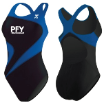 Princeton Family YMCA Female Suit w/Logo