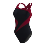 Tennesee High: Alliance T-Splice (Thick Strap) Blk/Maroon