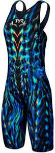 Venzo Genesis Open Back Swimsuit
