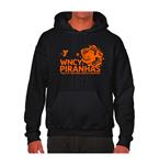 WNCY Piranhas Black Team Hoodie