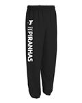 WNCY Piranhas Sweatpants w/ Logo