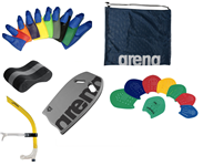 WST Equipment Bundle for Bronze, Silver, Gold, and Senior Practice Groups