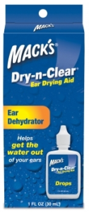 Mack's Dry-n-Clear Ear Drops