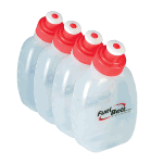 Fuel Belt 8 oz Bottle 4-Pack