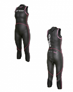2010 Orca Equip Female Sleeveless Wetsuit