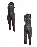 2010 Orca Equip Female Sleeveless Wetsuit