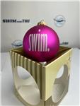 swim. Ornament