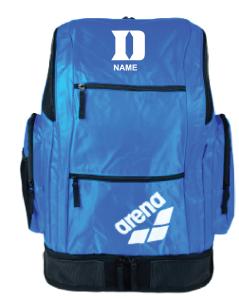 SwimAndTri: Arena Duke Diving Backpack w/Logo