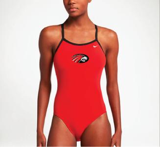SMMHS: Nike Lingerie Tank Red  w/Logo