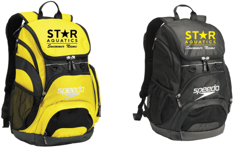 85c26e355c94 SwimAndTri  Speedo Star Aquatics Teamster Backpack -- 35L