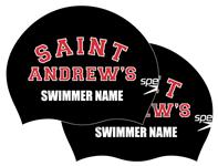 2x Personalized Saint Andrew