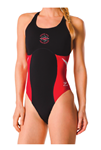 ACAC Female Thick Strap Suit w/Logo