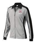 ACAC Grey/Black Warm-Up Jacket w/Logo