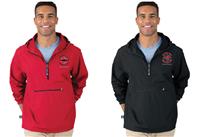 ACAC Rain Pullover w/Logo