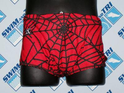 Spider Web Mesh Drag Suit