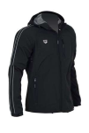 Arena Paddleball Jacket - Black