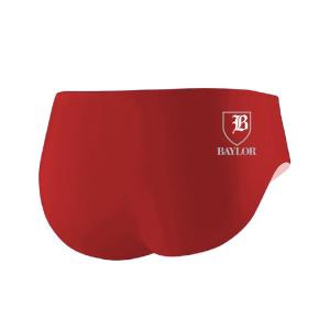 Baylor Swim Club Brief w/Logo