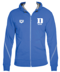 Duke Diving Warmup Hoodie Jacket w/Logo