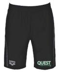 Quest Boys Bermuda Short w/Logo