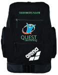 Quest Team Backpack W/Logo