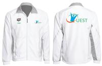 Quest Warm-Up Jacket w/Logo