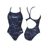 TBAC Female Thinstrap Suit w/ Logo