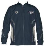 TBAC Warmup Jacket w/Logo