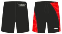TBAY Arena Carbonite 3 Spider-Red Splice Jammer w/ Logo