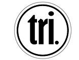 Tri. Sticker