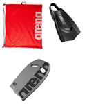 Baylor Swim Club Developmental Group: Red, Grey, and White Equipment Bundle