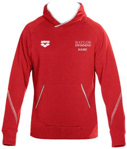 Baylor Swim Club Hoodie w/Logo