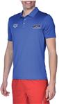 Blue Jackson Team Polo w/logo