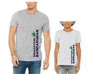 Broadstone Barracudas T-Shirt with Vertical Logo