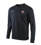 CCA Marlins Fleece Crewneck w/Logo
