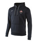 CCA Marlins Unisex Fleece Hooded Sweatshirt w/Logo