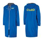 CGBD Solid Parka w/Logo and Twill