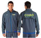 CGBD Team Warmup Jacket w/Logo