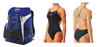 COOL Backpack and Cutout Fit Suit Bundle