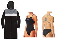 COOL Parka and Cutout Fit Suit Bundle