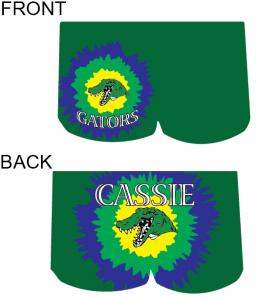Completely Custom Drag/Cassie