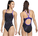 JETS Printed Flyback Suit